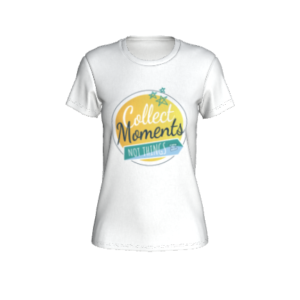 Femme - Blanc - Collect Moments