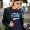 Femme - Marine - Home is where